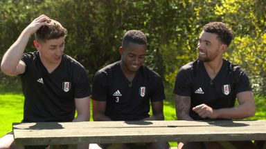 Fulham's terrific trio
