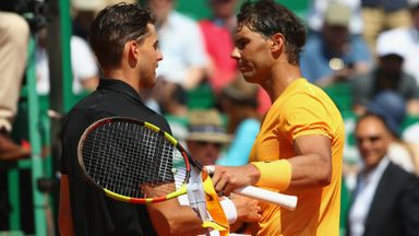 Nadal v Thiem: Highlights
