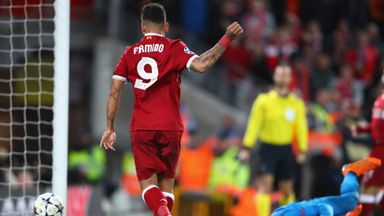 Wright: Firmino best No.9 I've seen