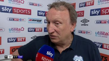 Warnock: Sunday League defending cost us