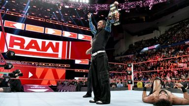 Jeff Hardy's greatest title wins