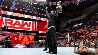 Jeff Hardy's greatest title wins