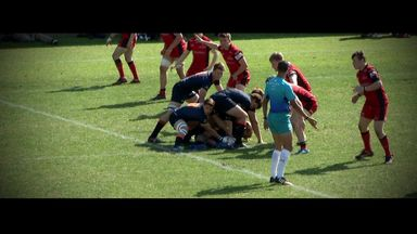 World Schools Festival's best tries