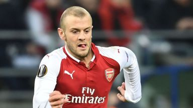 Wenger: No decision from Wilshere