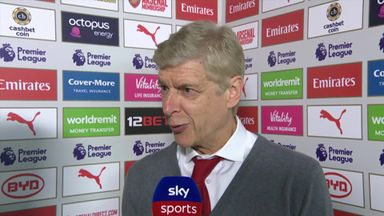 Wenger cagey over future