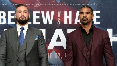 Hearn: Bellew will end Haye's career