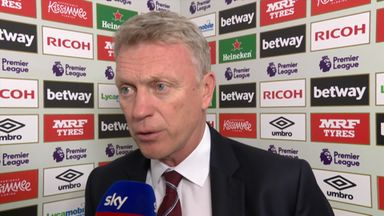 Moyes: We're in a good position