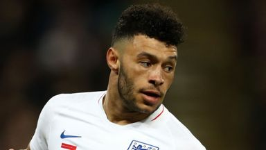 'England will miss Oxlade-Chamberlain'