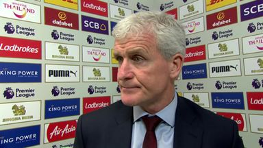 Hughes: Draw a fair result
