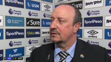 Benitez rues missed chances