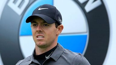 McIlroy searching for spark
