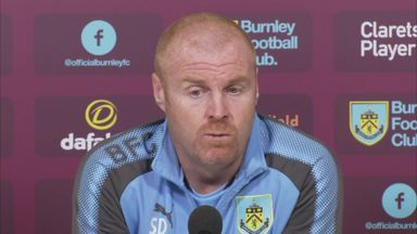 Dyche: Burnley don't need to sell