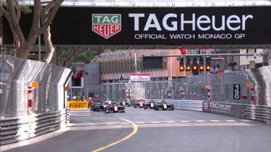 F2 Sprint Race: Monaco