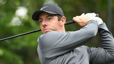 McIlroy's 65: R2 highlights