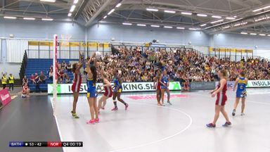 Team Bath 54-42 Team Northumbria
