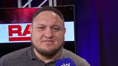 Samoa Joe's art of intimidation