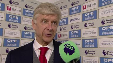 Wenger: A very emotional day