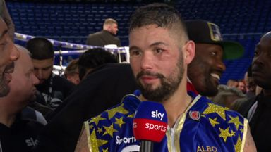 Bellew wants Andre Ward