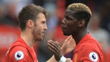 'Pogba has a future at Utd'