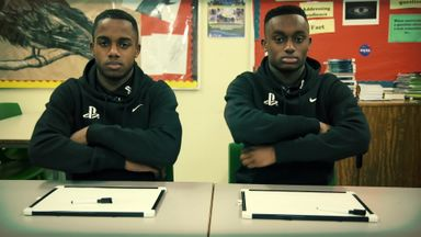 The Sessegnon twins