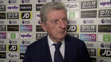 Hodgson praises Palace desire