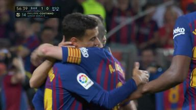 Coutinho's breathtaking strike