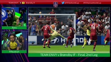 FIFA eClub World Cup Final Highlights