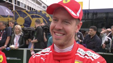 Vettel predicts exciting race