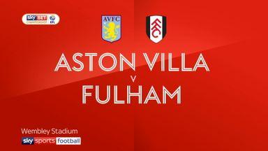 Aston Villa 0-1 Fulham