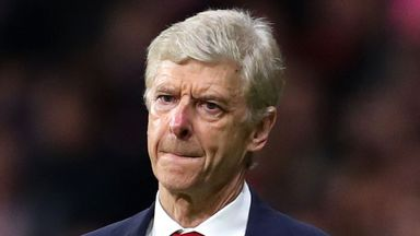 Wenger 'super sad' after Atletico defeat
