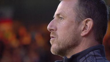 Rowett: We lacked composure