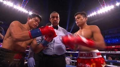 Ancajas v Sultan - Highlights
