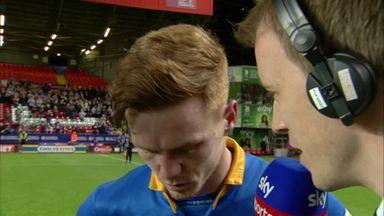 Nolan stunner gives Shrews the edge