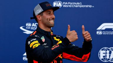 Ricciardo secures Monaco pole