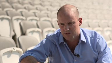 Strauss steps down from ECB role