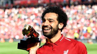 Salah vows to keep scoring