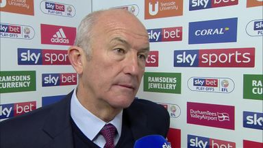 Pulis: Big task ahead of us