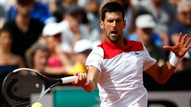 Djokovic v Ramos-Vinolas: Highlights