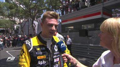 Markelov wins in Monaco