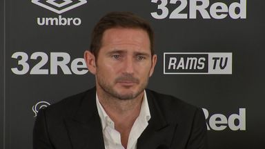 Lampard: Derby the outstanding offer