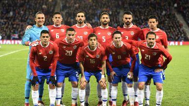 World Cup Countdown: Costa Rica