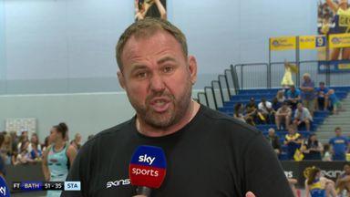 'Netball is a wonderful sport'