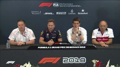 Team Principal Presser - Monaco GP