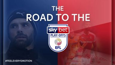 Rotherham's road to the play-offs