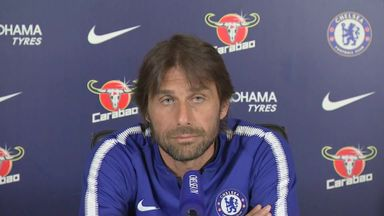 Conte: Chelsea in better shape