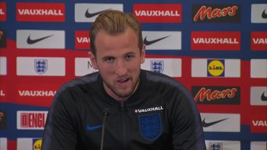 Kane proud to captain England