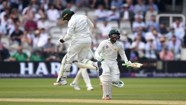 England v Pakistan: Day 4 Highlights
