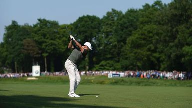 BMW PGA: R3 highlights
