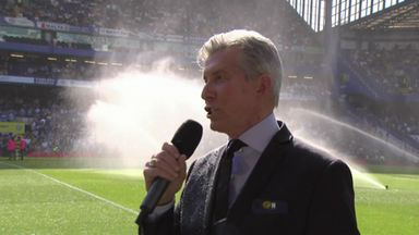 Buffer soaked at Stamford Bridge