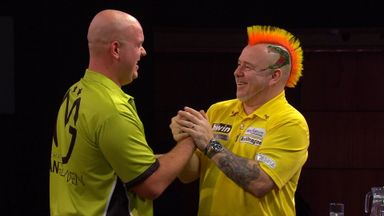 GSOD Final: van Gerwen v Wright